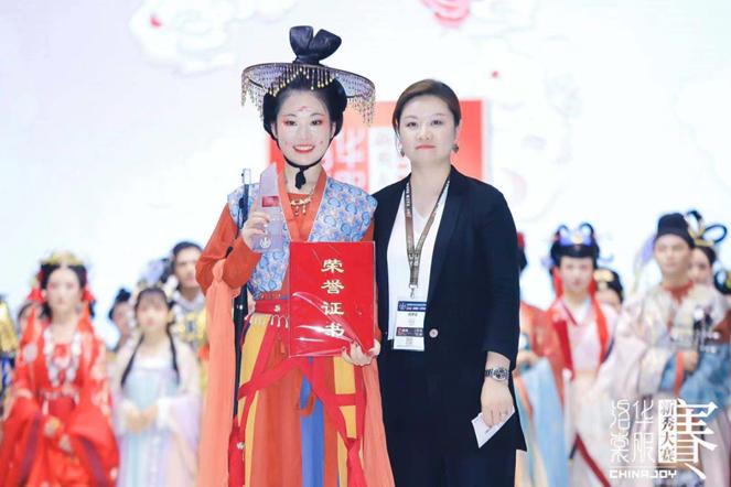 2021洛裳华服·新秀大赛总决赛在上海圆满落幕 情报总局-第2张