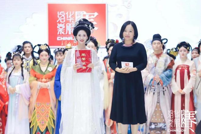2021洛裳华服·新秀大赛总决赛在上海圆满落幕 情报总局-第3张