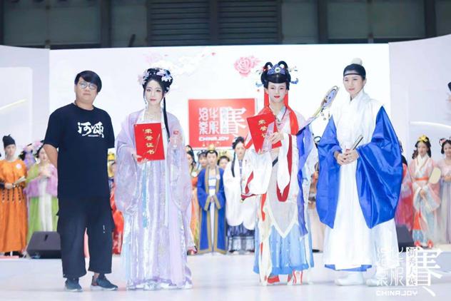 2021洛裳华服·新秀大赛总决赛在上海圆满落幕 情报总局-第4张