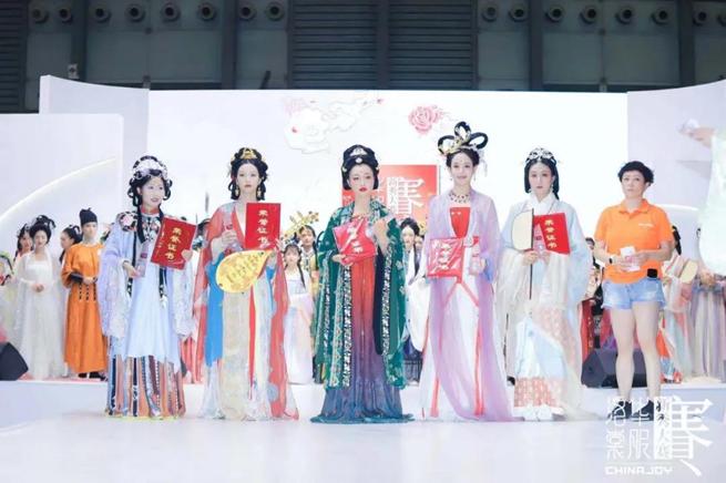 2021洛裳华服·新秀大赛总决赛在上海圆满落幕 情报总局-第5张