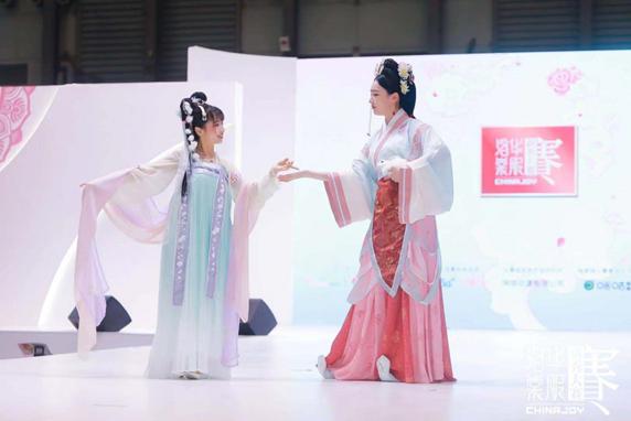 2021洛裳华服·新秀大赛总决赛在上海圆满落幕 情报总局-第6张