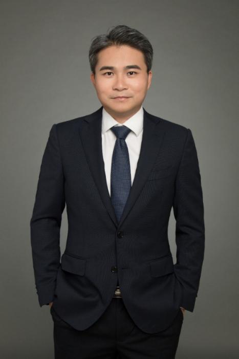广州玖的数码科技有限公司创始人兼董事长 梁应滔